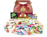 Candy Crate 1980′s Retro Candy Gift Box