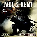 The Godborn: Forgotten Realms: The Sundering, Book II (       UNABRIDGED) by Paul S. Kemp Narrated by John Pruden