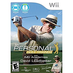 David Leadbetter- Wii Personal Golf Trainer by David Leadbetter