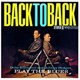 "Play The Blues Back To Back (Verve Originals Serie)von ""Johnny Hodges"""