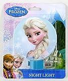 3 Pk, Disney Frozen Assorted Anna & Elsa Styles Night Lights