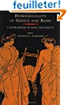 Homosexuality in Greece & Rome - A So...