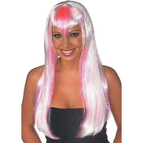 Adult Strawberry Frost Wig