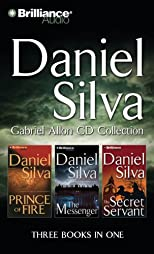 Gabriel Allon CD Collection