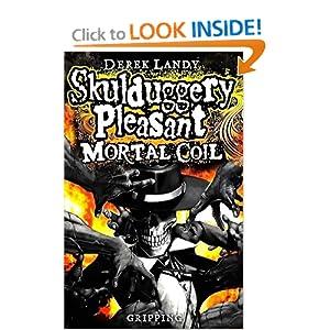 Mortal Coil - Derek Landy