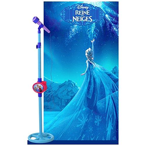 Frozen - Micrófono, color azul (Sakar 19427)