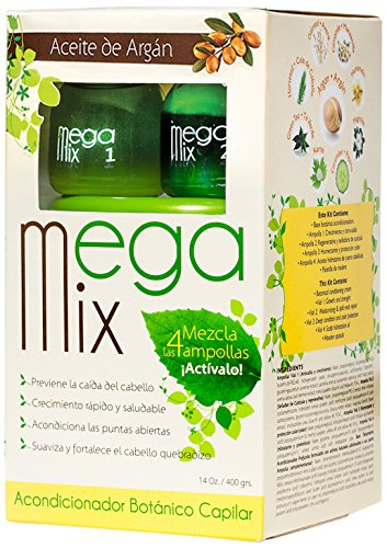 Megamix Botanical Argan Oil Intense Hair Treatment