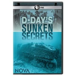 Nova: D-Day's Sunken Secrets