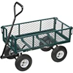 Northern Tool + Equipment Steel Cart...