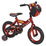 Huffy Disney Cars Bike with Training Wheels (12-inch)