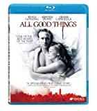 Cover art for  All Good Things [Blu-ray]