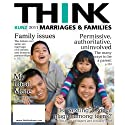 THINK Marriages & Families (       UNABRIDGED) by Jenifer Kunz Narrated by Mina Sands