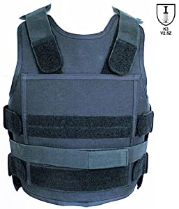 Zertifizierte Stichschutzweste TW 19 - Tactical Unterziehweste von Sector