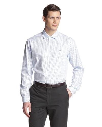 Vivienne Westwood Men's Diamond Print Shirt