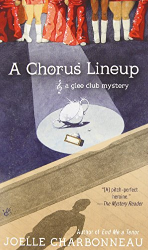 Image of A Chorus Lineup (A Glee Club Mystery)