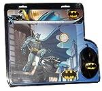 DC Comics Batman Optical Mouse & Mous...
