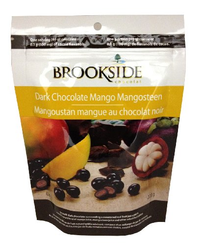 Brookside Dark Chocolate Mango Mangosteen