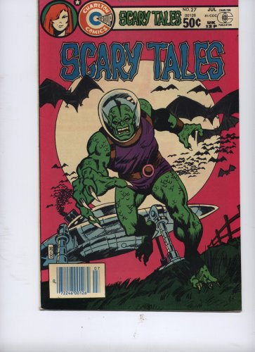 Scary Tales #27 July 1981 (Card of Death, Volume 7, Number 27), Inc. Charlton Publications