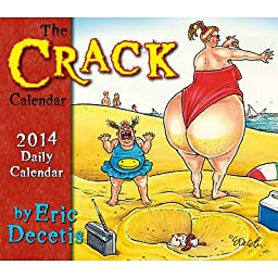 Crack Calendar - 2014 Box Calendar