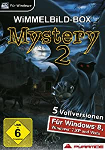 Wimmelbild Box: Mystery 2