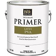 - W36W00502-16 Do it Best Interior Latex PVA Primer-INT WHT LATEX PVA PRIMER