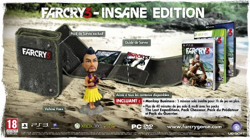 gadget geek - far cry edition insane
