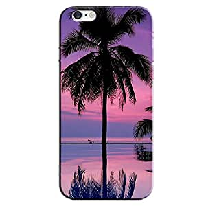PALM TREE BACK COVER FOR APPLE IPHONE 6 PLUS