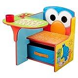 Disney Chair Desk with Bin - Sesame Street