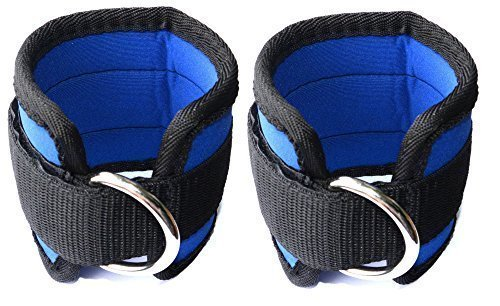 Neoprene Padded Ankle Cuff, 1 Pair