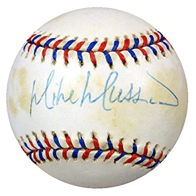 Mike Mussina Baltimore Orioles Autographed 1999 All Star Baseball - PSA/DNA Authentic
