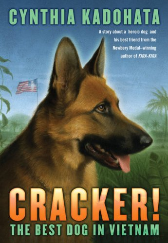 Cracker The best dog in Vietnam by Cynthia Kadothata