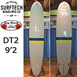 HPD ハワイアンプロデザイン Donald Takayama ドナルドタカヤマ サーフボード DT2 9'2 SILVER SURF TECH サーフテック