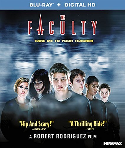 The Faculty [Blu-ray] by Lionsgate Home Entertainment