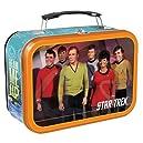 Vandor 80070 Star Trek Large Tin Tote, Multicolored