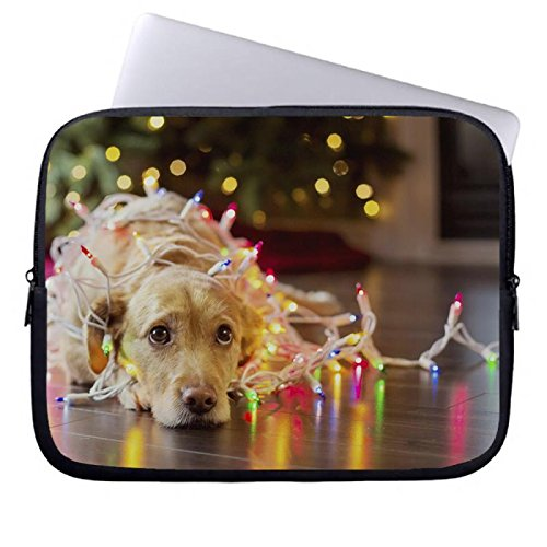 hugpillows-funda-para-portatil-bolsa-de-funda-para-portatil-triste-navidad-perro-casos-con-cremaller