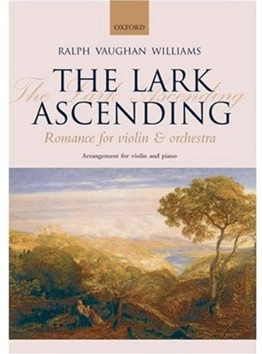 The Lark Ascending: Romance for violin and orchestra Reduction for violin and piano PDF