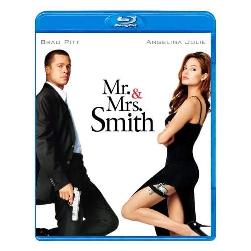 Mr.&Mrs. スミス [Blu-ray]