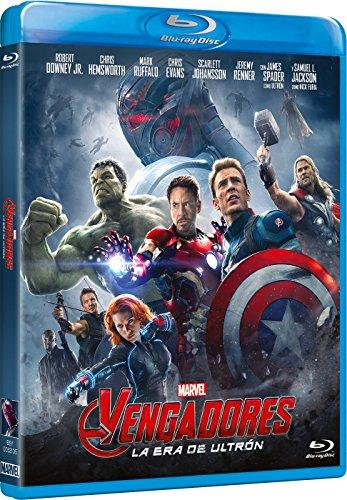 Vengadores: La Era De Ultrón [Blu-ray]