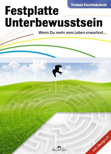 Daniel Tzur, Thomas Kautenburger  Anke Wölper - Festplatte Unterbewusstsein
