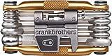 CRANK BROTHERS(クランクブラザーズ) ケイタイコウグ マルチ-17 ゴールド/ブラック 115301