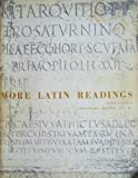 img - for More Latin Readings: an Intermediate Rapid Reader book / textbook / text book