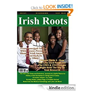 Irish Roots Magazine Quarter Ebook