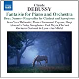 Debussy:Fantaisie For Piano And Orchestra (Naxos: 8572675)