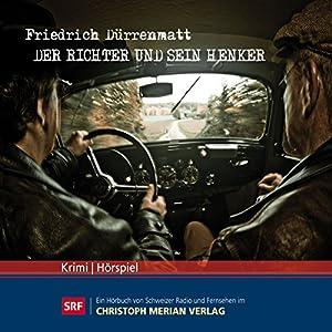 Der Richter und sein Henker Audiobook