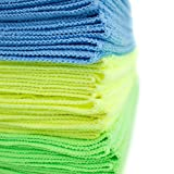 Zwipes Microfiber Cleaning Cloths | All-Purpose | Assorted Colors | 36 Pack