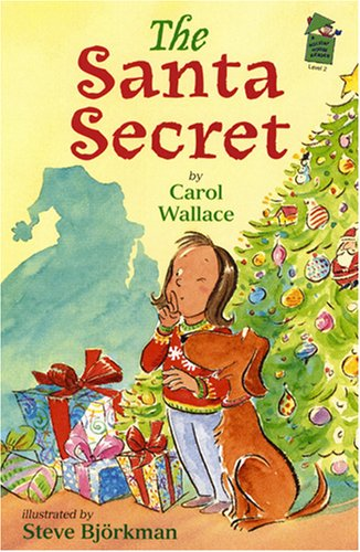 The Santa Secret (Holiday House Reader: Level 2)