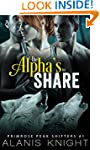 The Alpha's to Share: A BBW Shifter M...