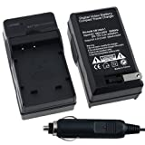 Sony NP-BG1 Premium Compatible Battery Charger Set for Sony Cybershot DSC Series ~ Sony