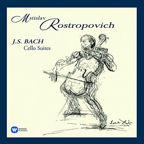 Bach-Cello-Suites