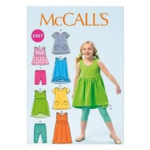 McCall Pattern Company M6947 Children s Girls  . 49c5e06ee